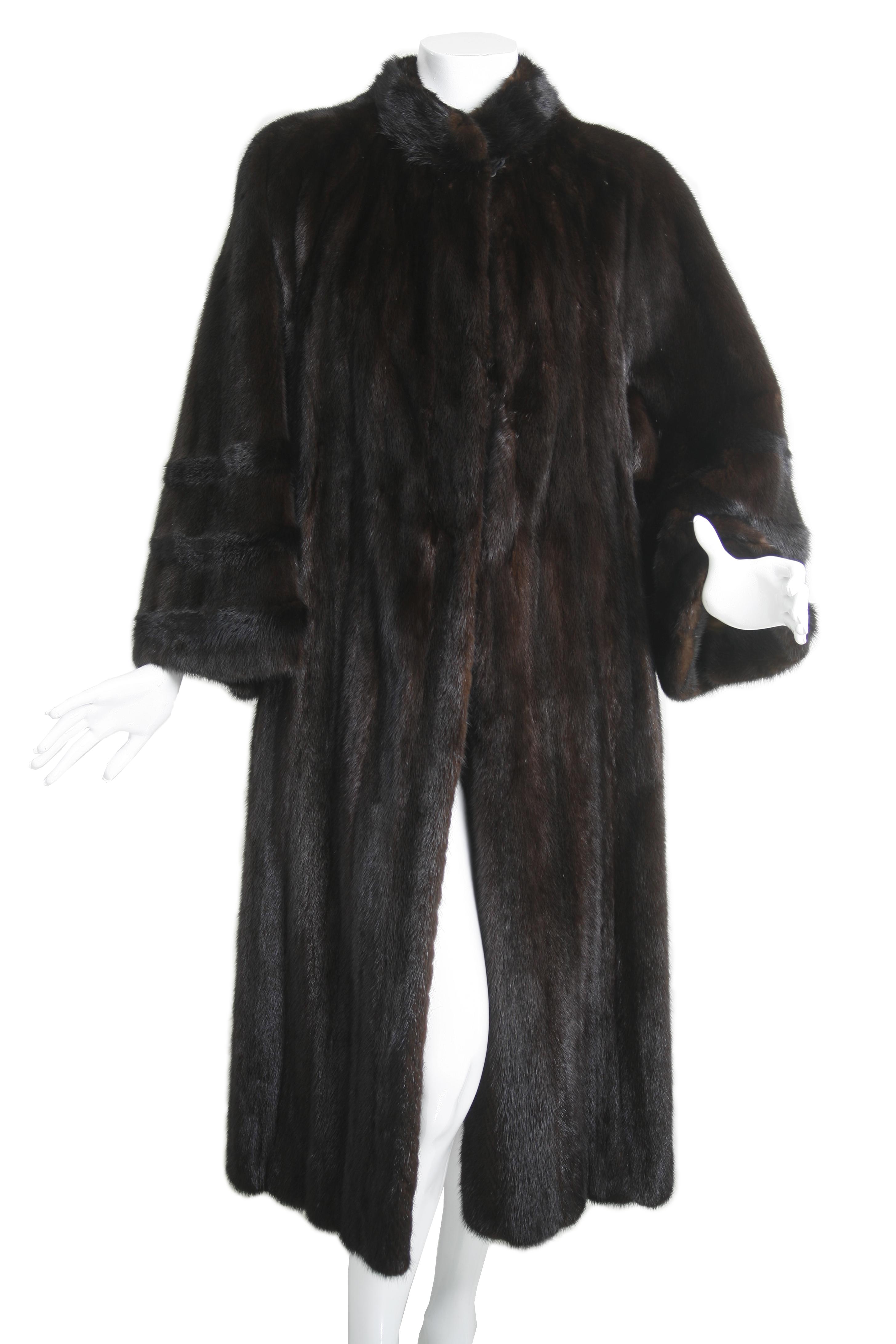 brugte pelse sælges